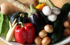 野菜のこだわり